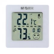 M&G 晨光 ARC92572 闹钟电子温湿度计 白色 +4胶带4卷+凑单品