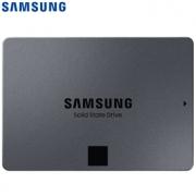 550MB/s读取、520MB/s写入:2TB SAMSUNG 三星 860 QVO SATA固态硬盘Prime直邮到手1655元(京东1999元)