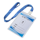NT CUTTER 双面透明工作证卡套 硬卡+挂绳 0.6元(需用券)¥1