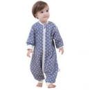 elepbaby 象宝宝 婴儿分腿睡袋 85X38CM 灰色 *2件129元(合64.5元/件)
