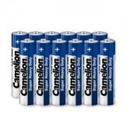 Camelion 飞狮 Super 碳性电池 7号 12节装