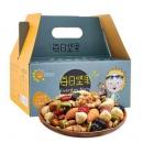 太阳公公 每日坚果干果礼盒 750g *2件69元(合34.5元/件)
