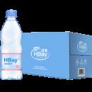 HBay纽湾 新西兰进口矿泉水500ml*24 券后48元包邮¥48