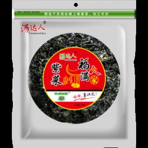 第二件0元 汤达人头水紫菜干货50g 券后¥15.8