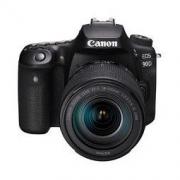 Canon 佳能 EOS 90D APS-C画幅 单反相机套机(EF-S 18-135mm F3.5-5.6 IS USM镜头)9599元