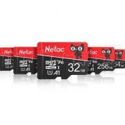 Netac 朗科 microSDHC A1 UHS-I U1 TF存储卡 32GB18.9元包邮(5元优惠券)