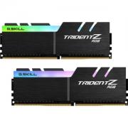 G.SKILL 芝奇 幻光戟RGB DDR4 3200频率 台式机内存条 16GB(8GB×2)