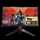 Skyworth 创维 F27G1Q 27英寸 IPS显示器 (2K、165Hz、1ms、FreeSync) 1799元包邮(双重优惠)¥1799