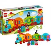 LEGO乐高 DUPLO得宝系列 10847 数字火车 *2件198元包邮(需用券,合99元/件)