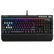 Kingston 金士顿 HyperX 阿洛伊 精英版 RGB 机械键盘 Cherry青轴 599元包邮(需用券)