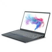MSI 微星 Prestige 14 14英寸笔记本(i7-10710U、16GB、512GB、GTX1650 Max-Q)9499元