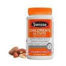 Swisse 斯维思 儿童复合维生素咀嚼片 120粒 *4件277.44元(合69.36元/件)