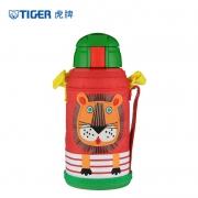 TIGER 虎牌 MML-C06C 儿童保温杯 小狮子 630ml *2件 + 凑单品