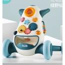 61预告:KUB 可优比 儿童多功能助步车 163元包邮(前1小时,需用券)¥163