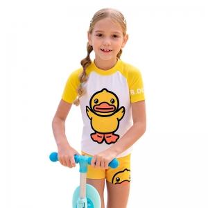 B.Duck小黄鸭 BD205009 儿童泳衣 49元包邮(需用券)