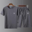 卡瓦度 男士 运动短袖套装 19.9元包邮¥20