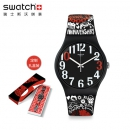 Swatch 斯沃琪 SUOZ322 30周年特别纪念款