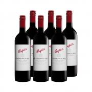 61预售:Penfolds 奔富 寇兰山 西拉赤霞珠红葡萄酒 750ml*6瓶 399元(需付定金50元,1日1点付尾款)