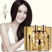 温碧霞代言黄金24k套盒化妆品¥70