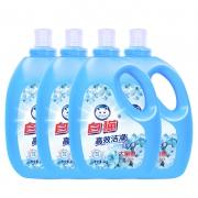 白猫 高效洁净 清新花香洗衣液瓶装 24斤装