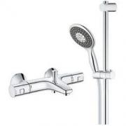 GROHE 高仪 26112000+34598000 恒温带下出水淋浴花洒套装