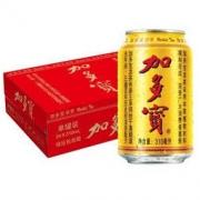 加多宝 凉茶植物饮料 茶饮料 310ml*24罐 整箱装