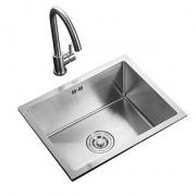 科固 K10029 304不锈钢水槽单槽
