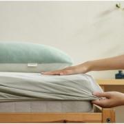 DAPU大朴 裸睡系列 A类全棉针织床笠 1.5m