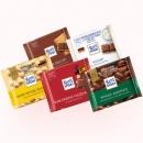德国进口 瑞特斯波德 什锦巧克力 100g*5块 18种缤纷口味69元包邮