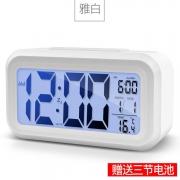 尚动  X-JJRY9030-0 夜光电子闹钟 9.9元包邮(需用券)