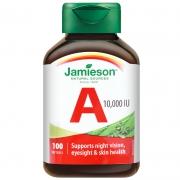 61预告:Jamieson 健美生 维生素A软胶囊 100粒 79元,可低至40元左右