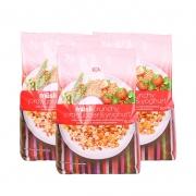 88VIP:ICA  水果坚果即食燕麦片  500g*3包 21.45元包邮(多重优惠,需淘金币)¥21