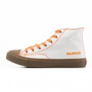 WARRIOR 回力 WXY-A790MJ 中性款高帮帆布鞋 58元