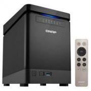 QNAP 威联通 TS-453Bmini NAS网络存储 四盘位 J3455 8GB 无硬盘 黑色2332元