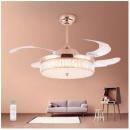 nvc-lighting 雷士照明 美金 美式轻奢风扇灯 32W629元