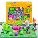 Rongdafeng 正版植物大战僵尸2 软胶五件套礼盒玩具 39元包邮(需用券)¥39