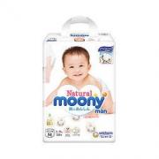 Natural moony 裤型纸尿裤M58 单包 *2件