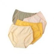 ANNAKAKA 女士纯棉内裤 4条装 (需领券,合40.67元/件) *3件122元(合40.67元/件)