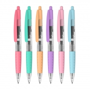 Schneider 施耐德 Gelion 按动式中性笔 0.5mm 1支 多色可选 *3件 25.8元包邮(合8.6元/件)