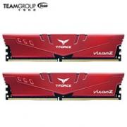 Team 十铨 火神系列 DDR4 3200 16G(8Gx2) 台式机内存条