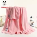 京东PLUS会员: BoBDoG 巴布豆 婴儿浴巾+毛巾组合套 *3件 +凑单品61.68元(需用券,合20.56元/件)