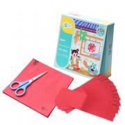WeVeel 儿童传统窗花剪纸 149张 19.9元包邮(需用券)