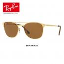 Ray-Ban 雷朋 rb3429 男士复古双梁金属太阳镜Prime直邮到手498.18元(天猫1480元)