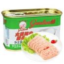 greatwall BRAND 长城牌 火腿午餐肉罐头 198g *8件99.8元(合12.48元/件)