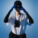 PEACEBIRD MEN 太平鸟 太空系列 BWDAA1124 印花短袖T恤 *3件 354.9元(合118.3元/件)¥355