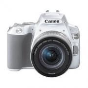 佳能(Canon)EOS 200D II 200D2 迷你单反相机 数码相机(EF-S18-55mm f/4-5.6 IS STM)白色 Vlog相机视频4299元
