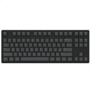 iKBC c87 机械键盘 Cherry红轴 黑色 正刻278元
