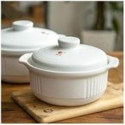 康舒 耐高温养生陶瓷煲 2000ml(21.5*10cm)19.99元