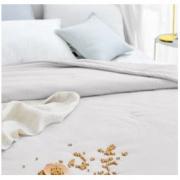 LF拉芙菲尔 五星级酒店夏凉被大豆纤维夏季薄被子被芯单双人可水洗空调被