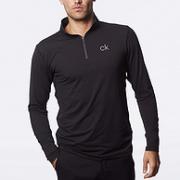 Calvin Klein 卡尔文·克莱恩 Golf系列 Newport 男式半拉链上衣prime直邮到手331.38元